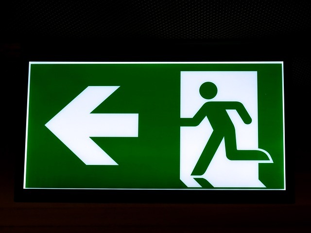 Why is it critical to have an employee off boarding program?